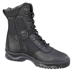 "Forced Entry Tactical 8"" Black Boot w/side Zip #5053"