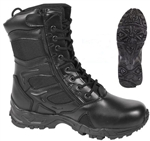 "Forced Entry Deployment 8"" Black Boot #5358"