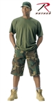 Rothco Long BDU Shorts